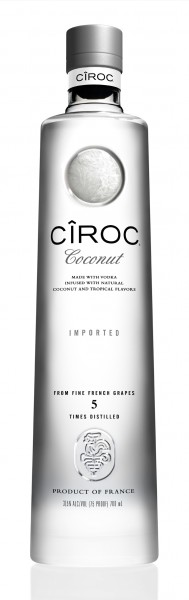 Ciroc Flavours Coconut - 0.7L
