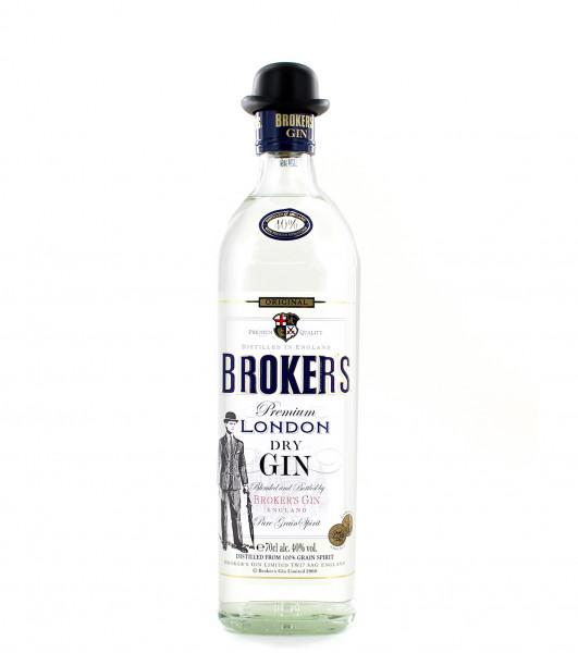 Broker's Premium London Dry Gin - 0.7L