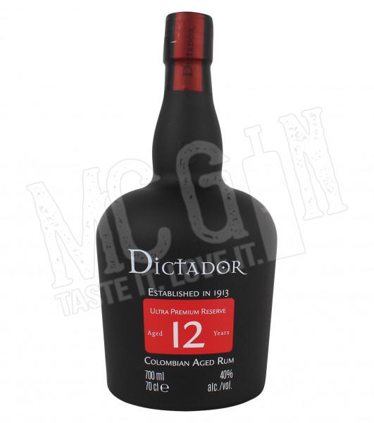 Dictador 12 YO - 0,7L