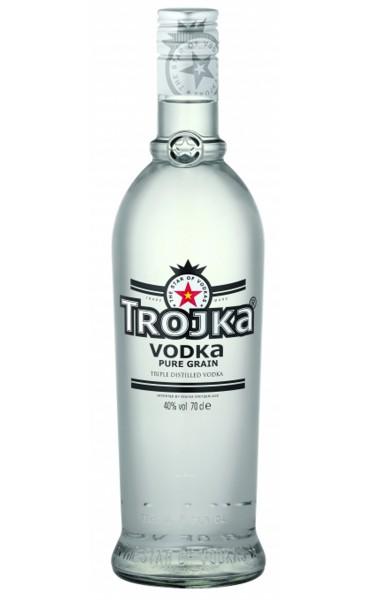 Trojka Vodka Pure - 0.7L