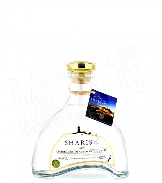 Sharish Gin Colheita 2015 Pera Rocha - 0.5L