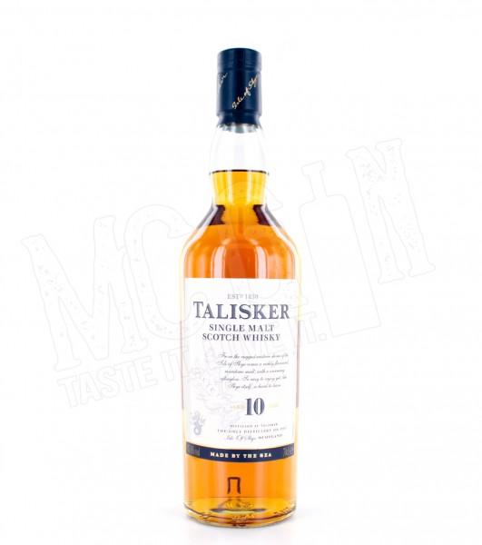 Talisker 10 Jahre Single Malt Scotch Whisky - 0.7L