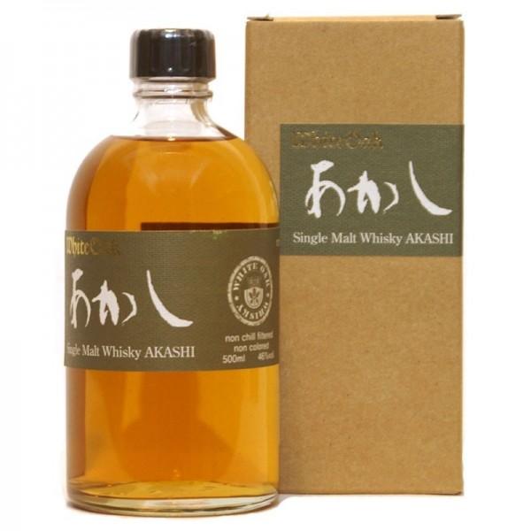Akashi Japanese Single Malt Whisky - 0.5L