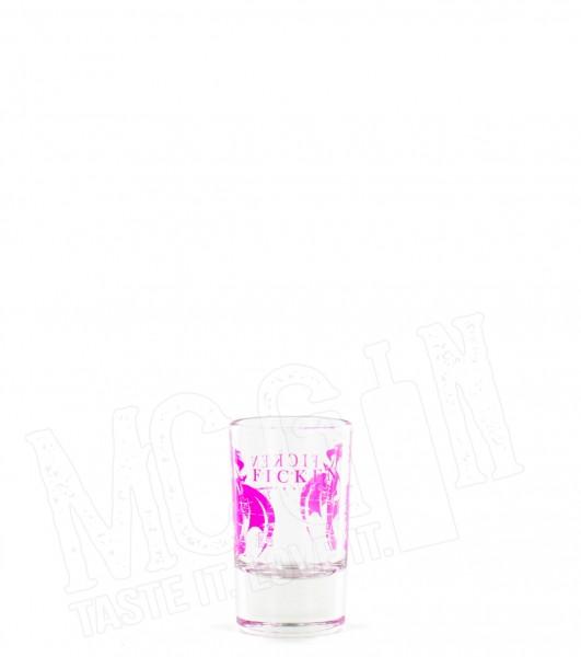 Ficken Schnapsglas