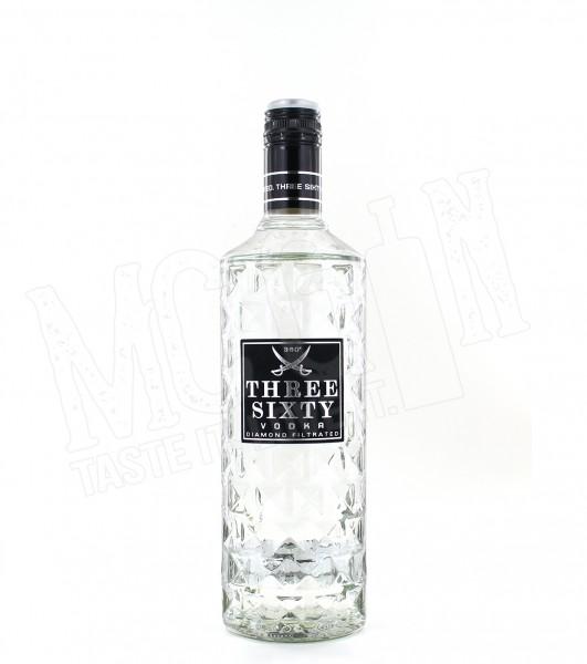 Three Sixty Vodka - 0.7L