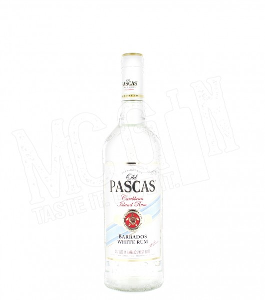 Old Pascas Barbados White Rum - 0.7L