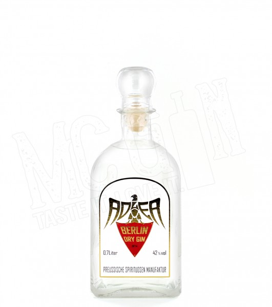 Adler Berlin Dry Gin - 0.7L