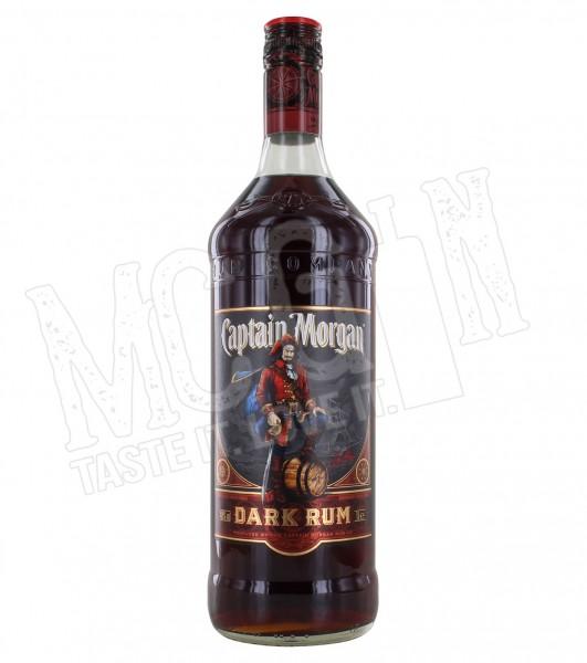 Captain Morgan Black Jamaica Rum - 1.0L