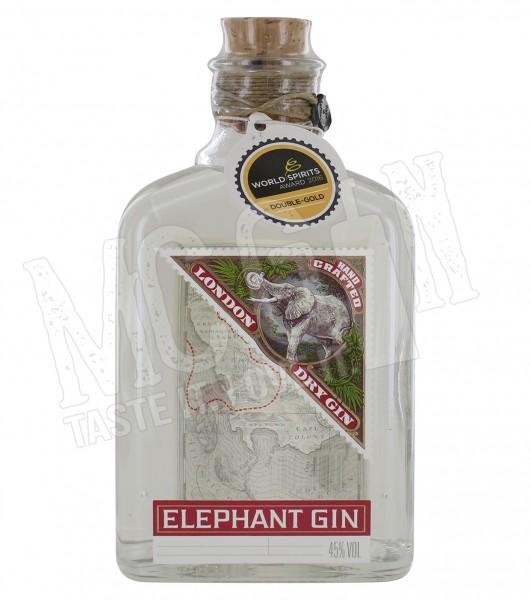Elephant London Dry Gin - 0.5L