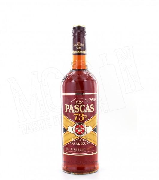 Old Pascas Jamaica Dark Rum - 0.7L