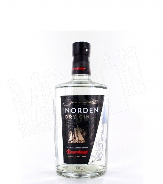 Norden Dry Gin - 0.7L