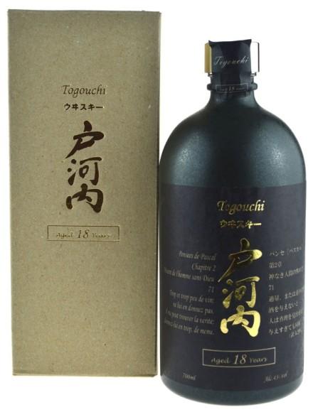 Togouchi 18 Jahre - 0.7L