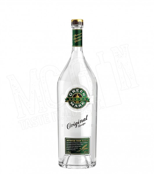 Green Mark Vodka - 1.0L