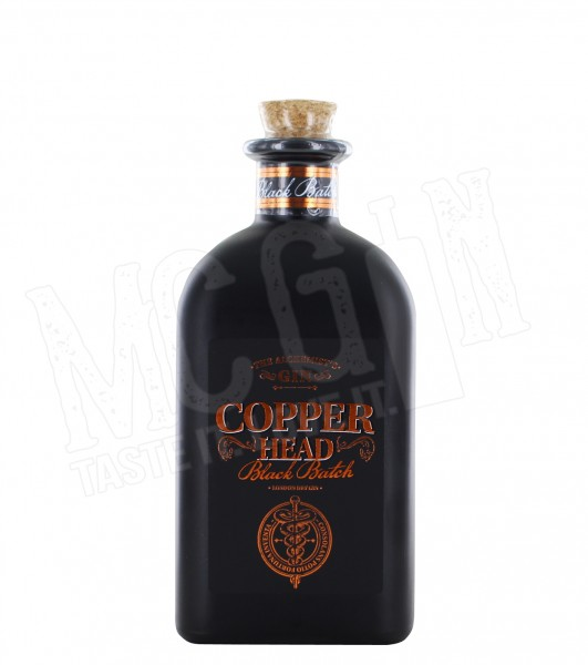 Copperhead Black Batch - 0,5l