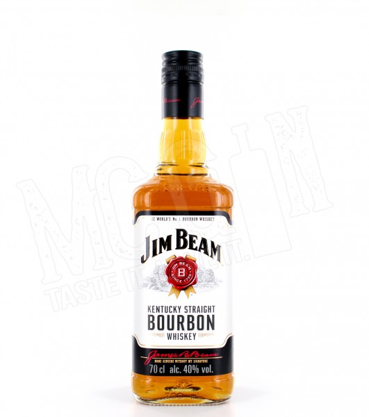 Jim Beam Kentucky Straight Bourbon - 0.7L