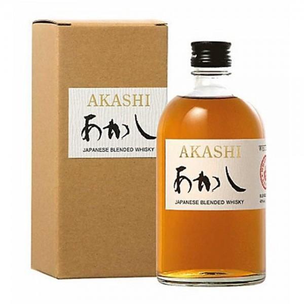 Akashi Japanese Blended Whisky - 0.5L