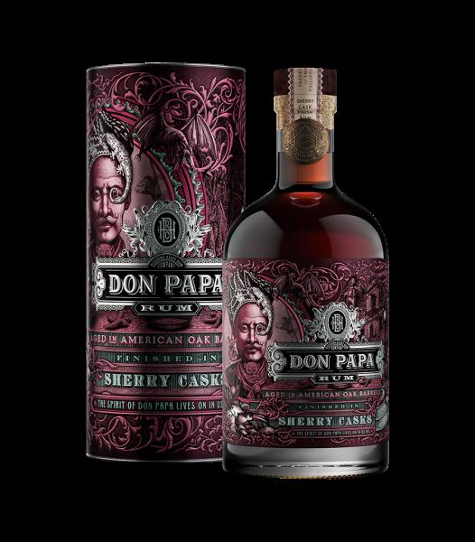 Don Papa Sherry Cask 45% - 0,7L