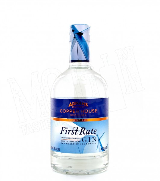 Adnams Copper House First Rate Gin - 0.7L