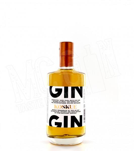 Kyrö Koskue Barrel Aged Gin - 0.5L