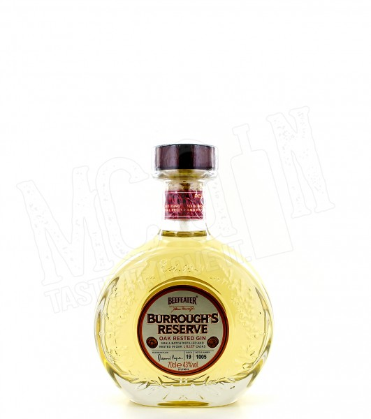 Beefeater Burrough's Reserve Oak Rested Gin - 0.7L