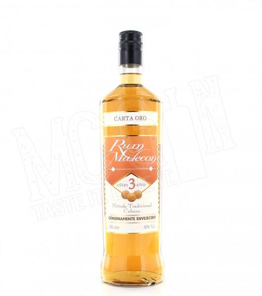 Malecon Rum Carta Oro 3 Jahre - 1.0L