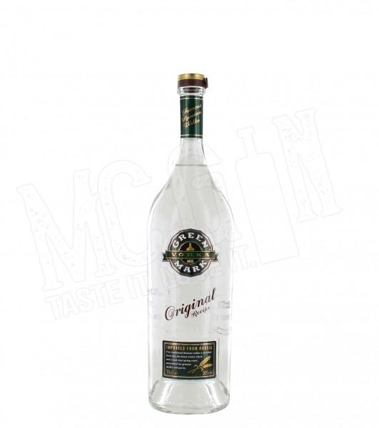 Green Mark Vodka - 0.7L