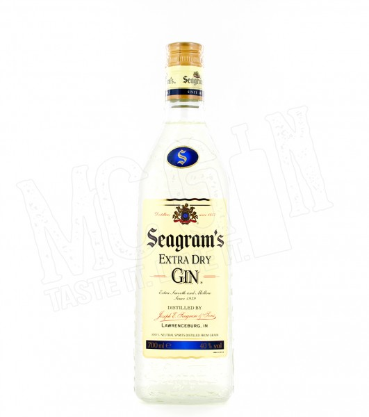 Seagram's Extra Dry Gin - 0.7L