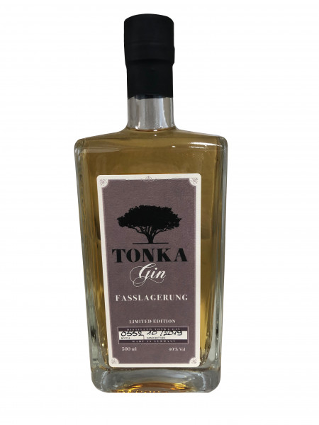 Tonka Gin Fasslagerung - 0.5L - 40%