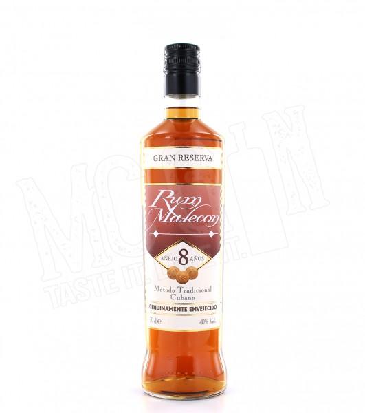 Malecon Rum Gran Reserva 8 Jahre - 0.7L