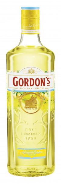Gordons Sicilian Lemon Gin - 0.7L