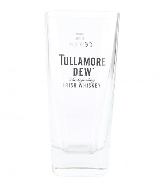 Tullamore Dew Longdrink Glas