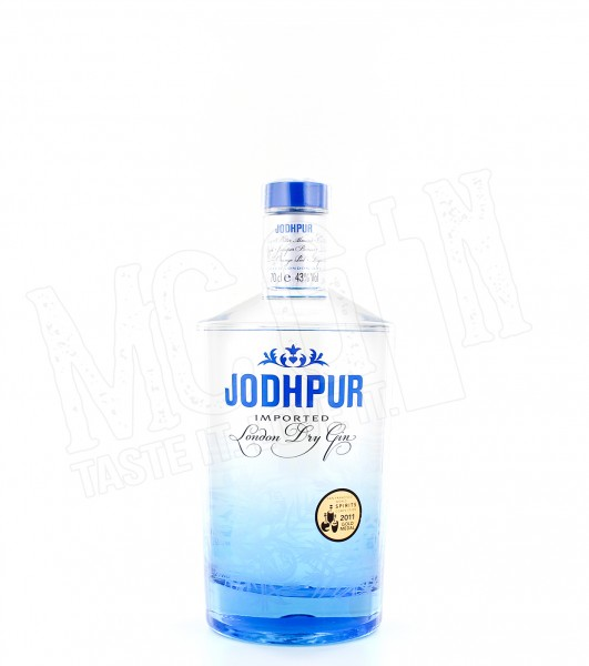 Jodhpur Imported London Dry Gin - 0.7L
