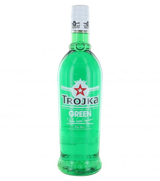 Trojka Green Vodka - 0.7L