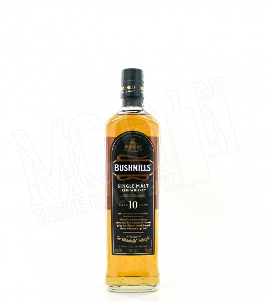 Bushmills Single Malt 10 Jahre - 0.7L
