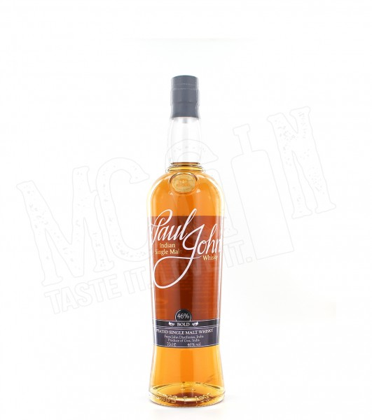 Paul John Indian Single Malt Bold - 0.7L